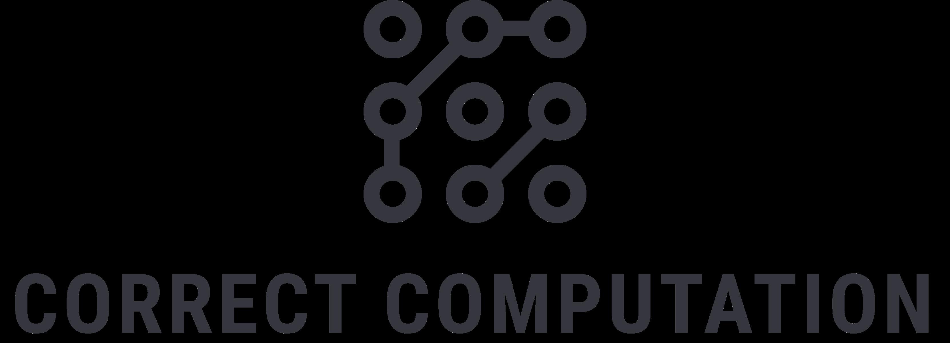 Correct Computation